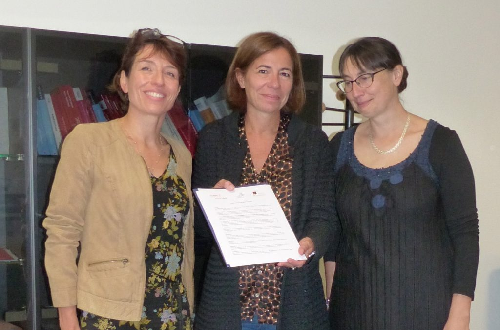 Mmes Huot, Lapérou-Scheneider et Tirvaudey