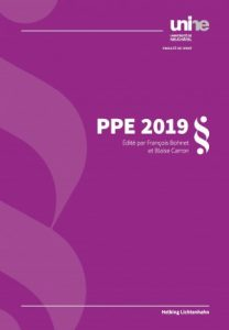 PPE 2019