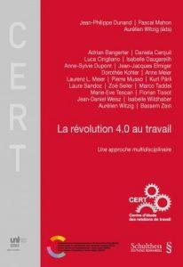 Révolution 4.0 au travail
